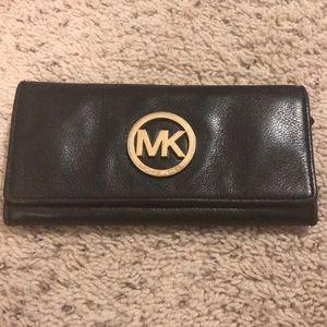Michael Kors Wallet - Worn but in great shape